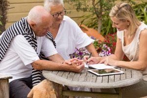 Themen für die Pflegeberatung