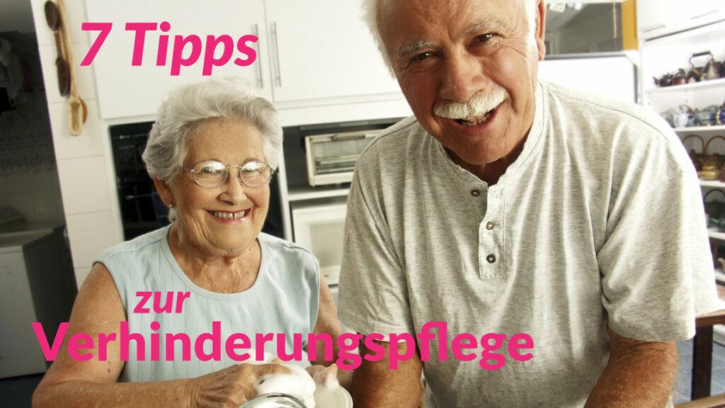 7 Tipps zur Verhinderungspflege