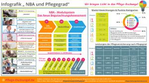 Infografik -Pflegegrad