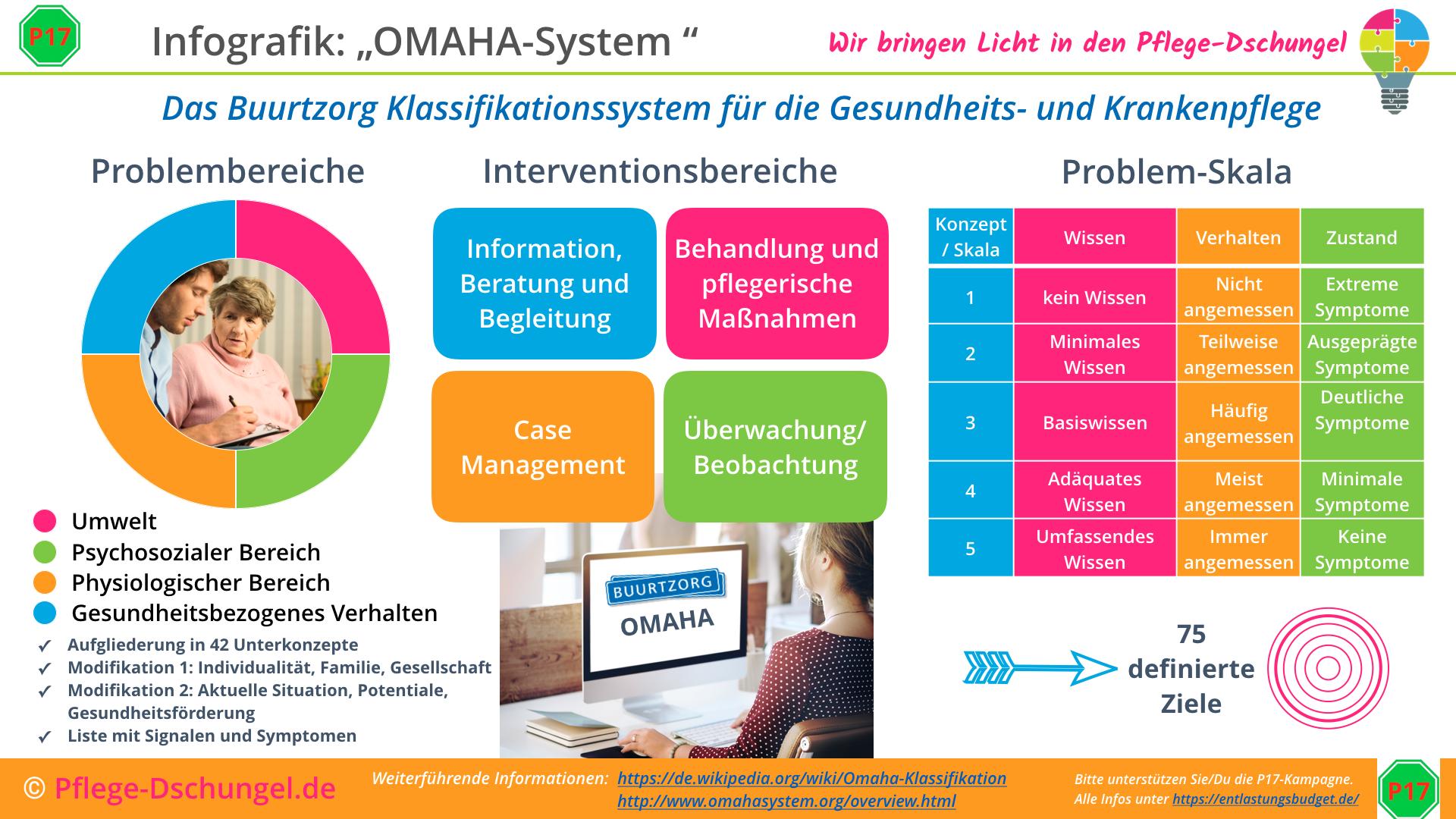 Das Buurtzorg OMAHA-System