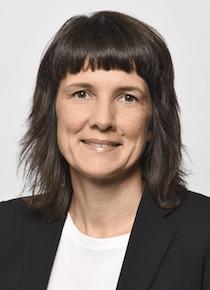 Dr. Antje Schwinger, der Leiterin des Forschungsbereichs Pflege im WIdO der AOK