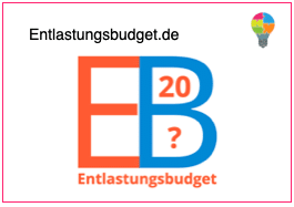 Entlastungsbudget Initiative