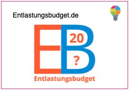 Entlastungsbudget Initiative